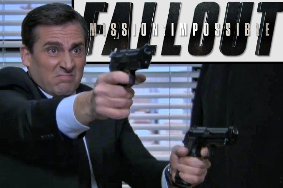Threat Level Midnight trailer