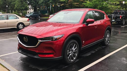 2019 Mazda CX-5 Review