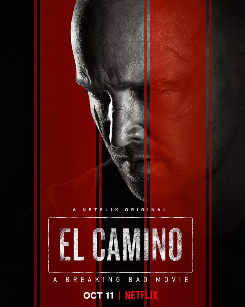 El Camino: A Breaking Bad Movie Poster