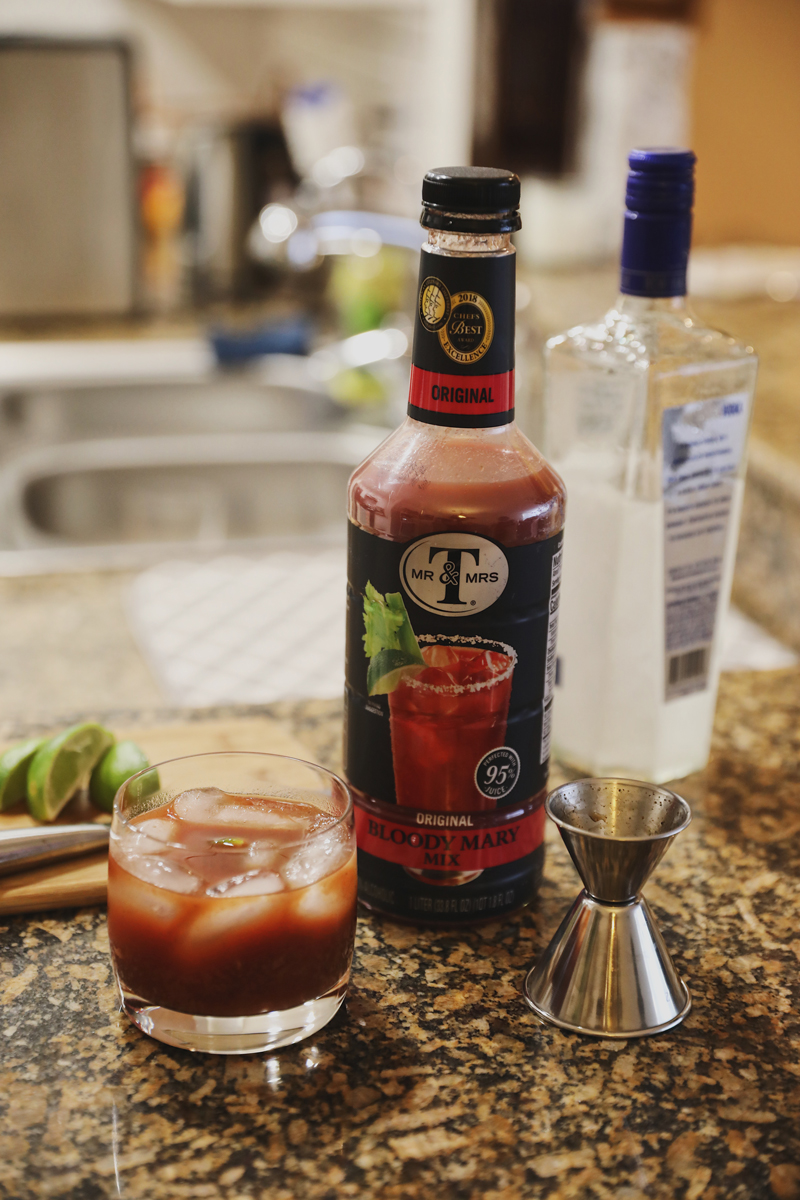 Mr & Mrs T Bloody Mary Mix