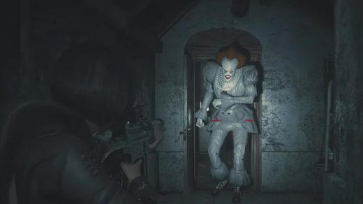 Pennywide mod for Resident Evil 2