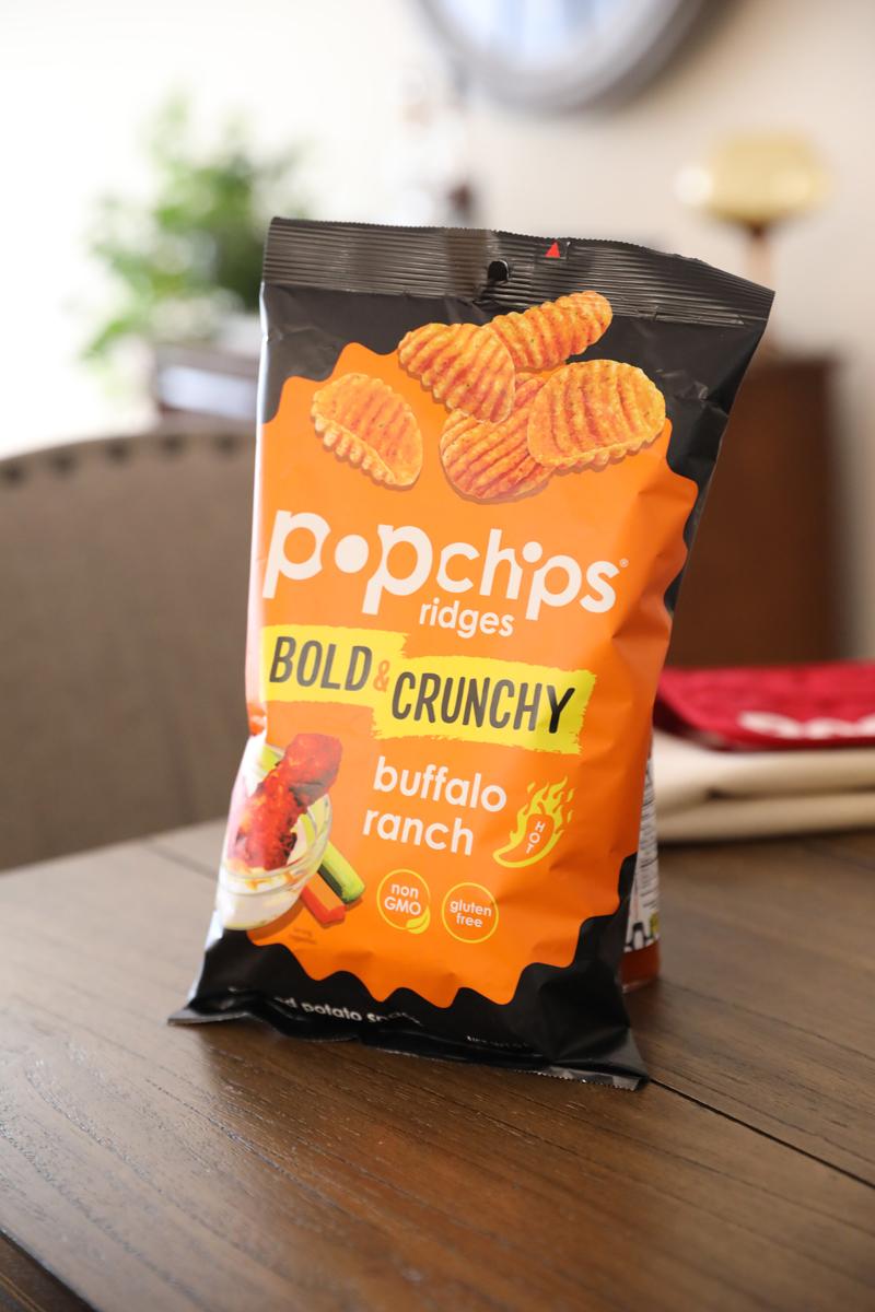 popchips Buffalo Ranch chips