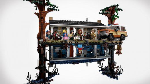 The Upside Down Lego Set