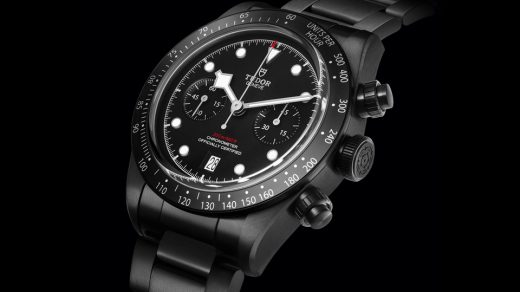 TUDOR Black Bay Chrono Dark Watch