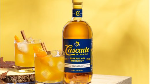 Cascade Blonde American Whiskey Cocktails