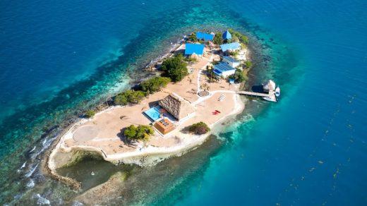 Kanu Island - an all inclusive private resort in Belize