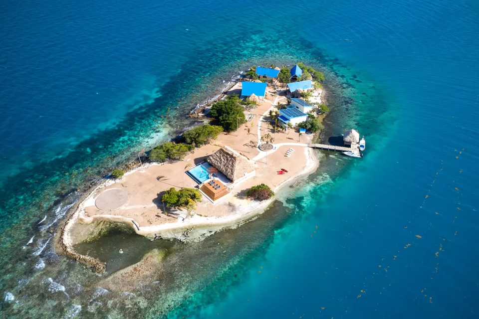 Kanu Island - an all inclusive private resort in Belize