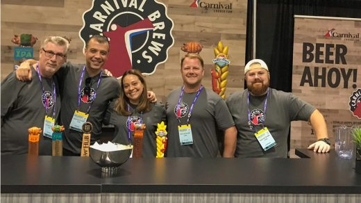 Carnival at Great American Beer Festival 2019