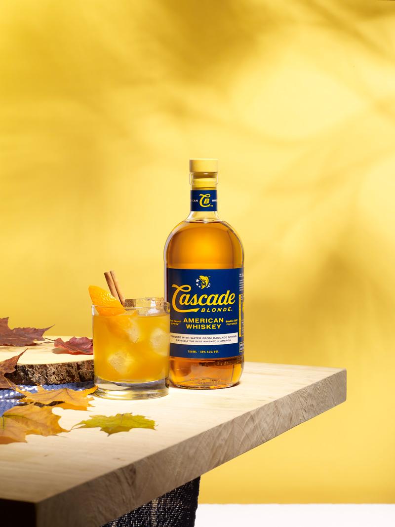 Cascade Whiskey Cider Cocktail Recipe