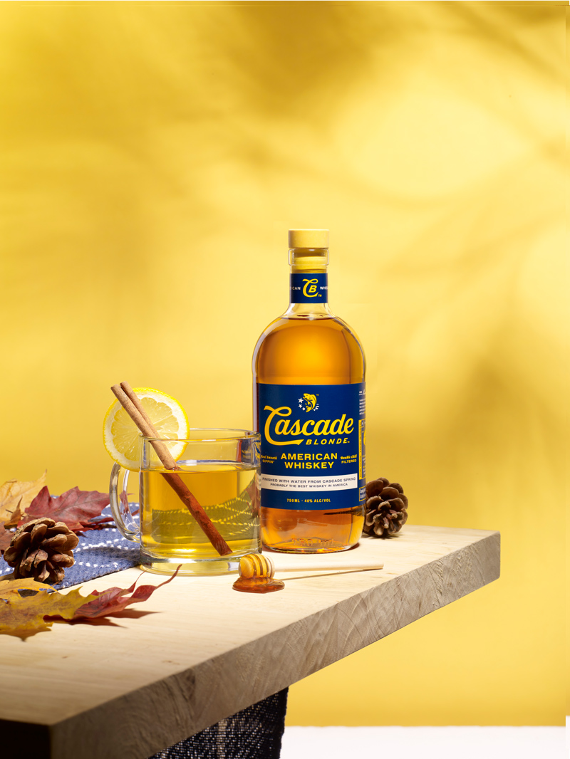 Cascade Whiskey Hot Toddy Cocktail Recipe