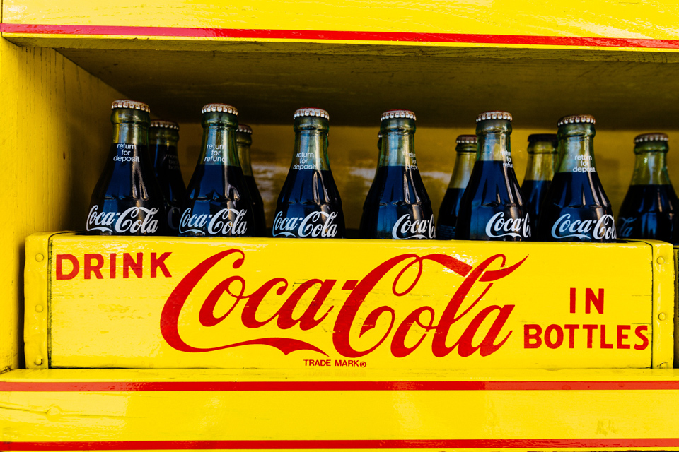 Coca Cola Packging