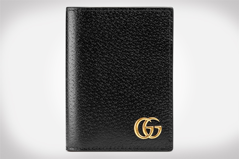 Gucci GG Marmont Leather Wallets - Luxury men's wallets