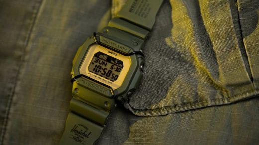 Herschel Supply Co. x Casio G-Shock Watch