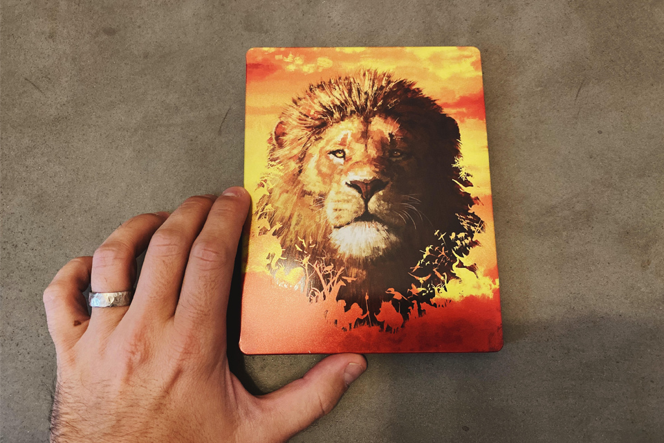 The Lion King SteelBook only at Best Buy