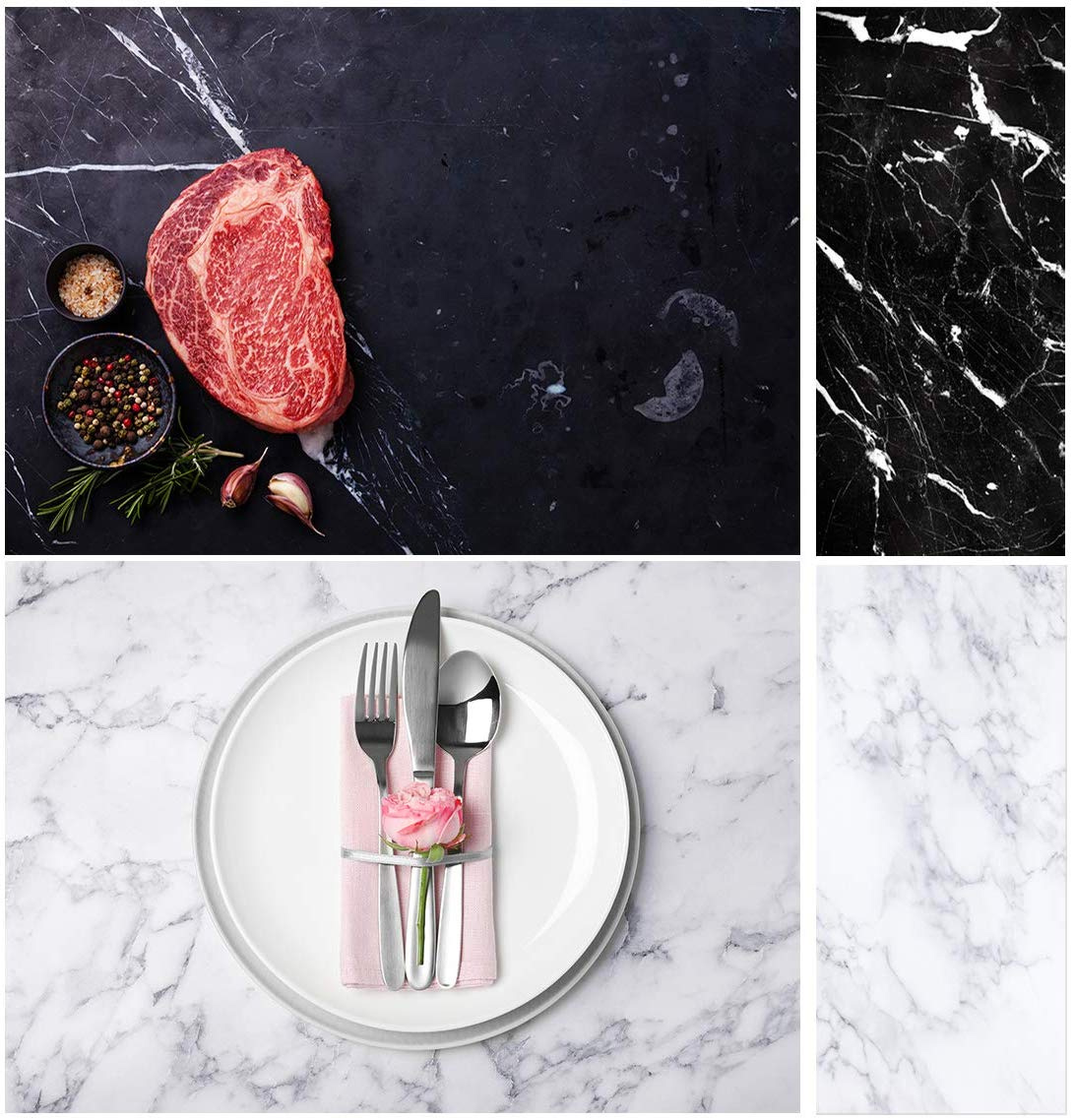 Marble backdrops for photography