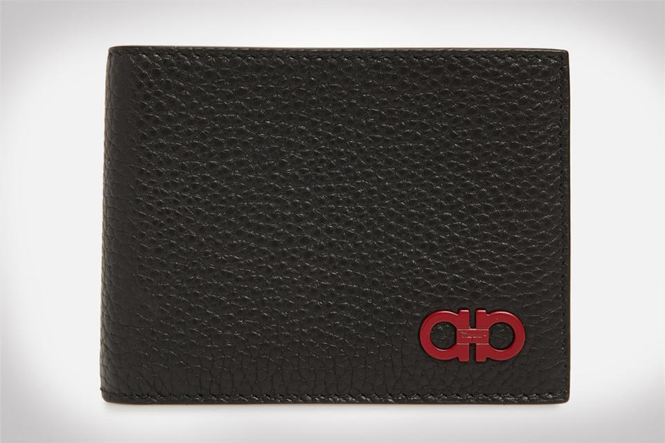 Salvatore Ferragamo Firenze Leather Wallet