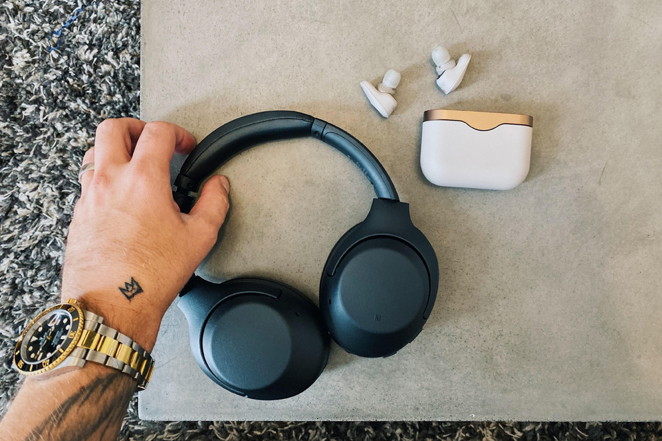 Sony Wireless Headphones Review