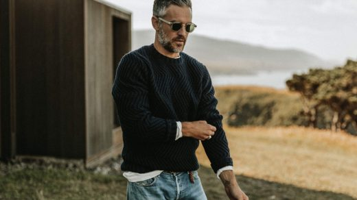 Taylor Stitch Wave Sweater