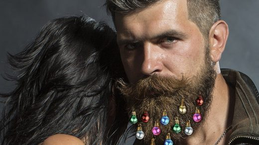 BeardNaments decorate your beard