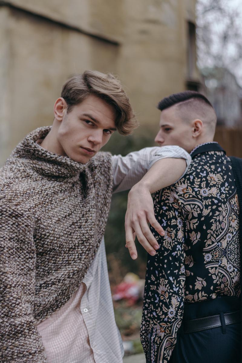 Bold fashion prints