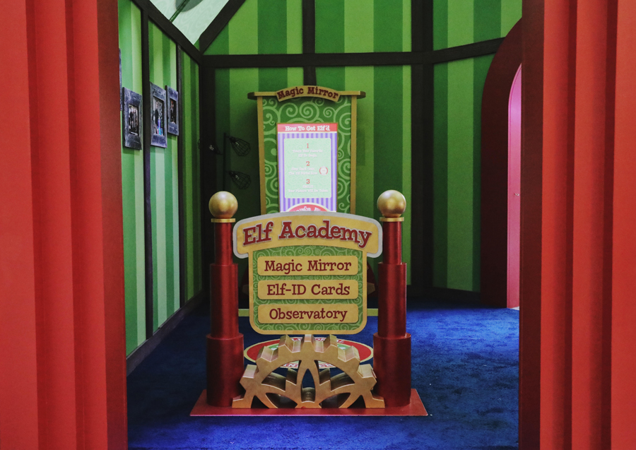 The Oaks - Elf Academy