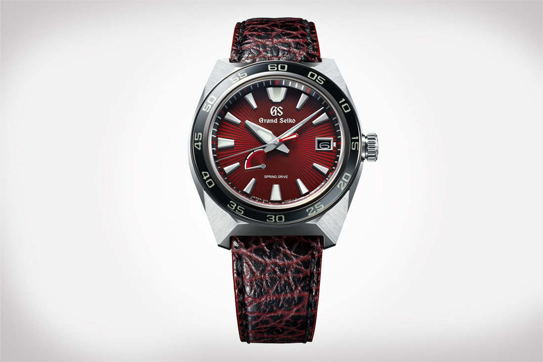 Grand Seiko Godzilla 65th Anniversary Watch