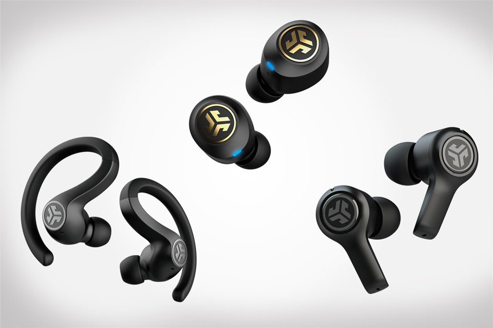 JLab Audio Wireless Headphones