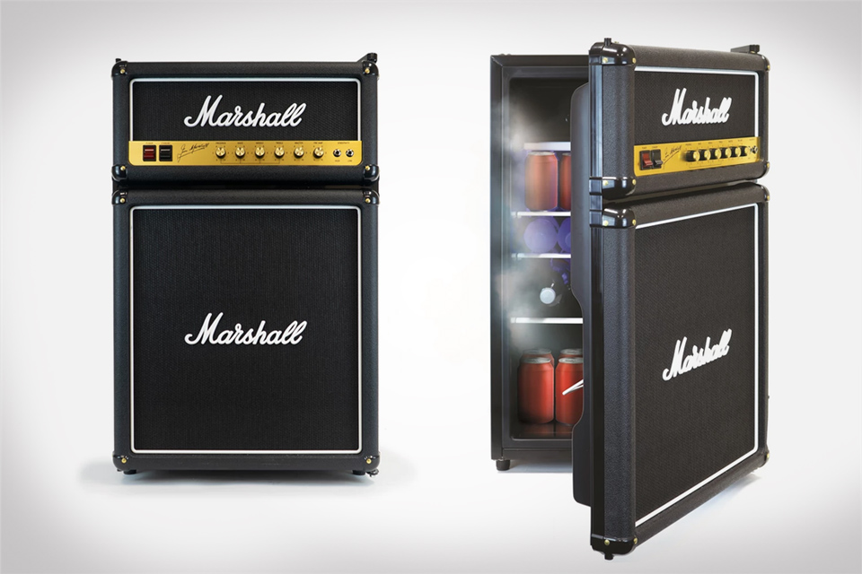 Marshall Mini Fridge