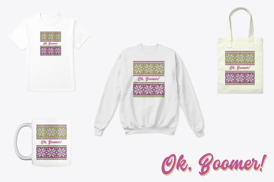 Ok Boomer Clothing