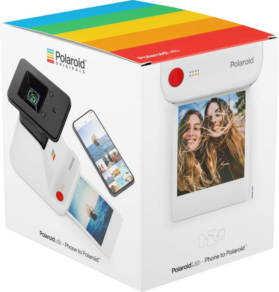 Phone to Polaroid Printer