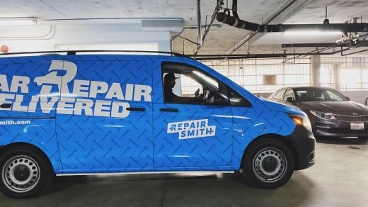 RepairSmith Experience
