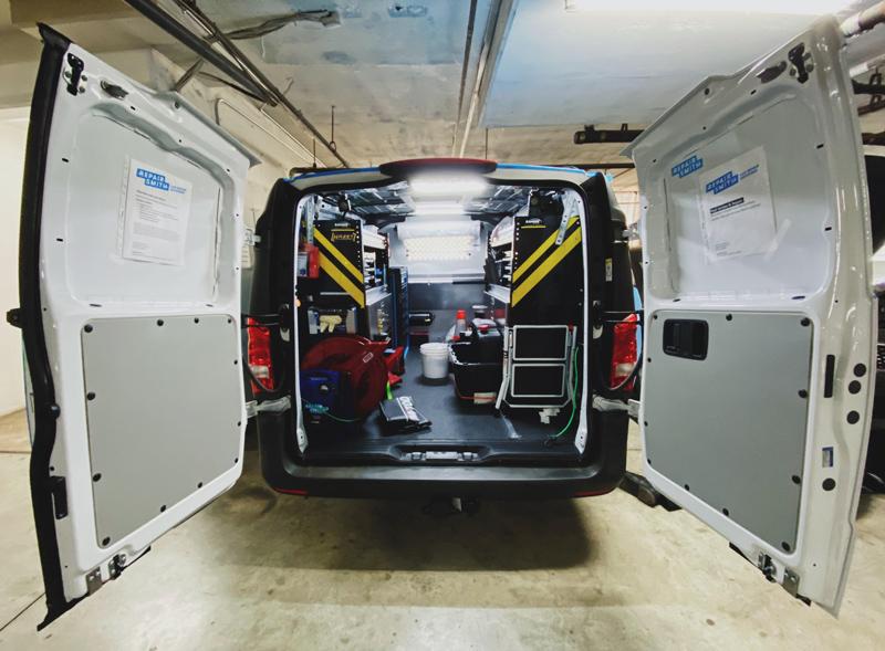 RepairSmith Van