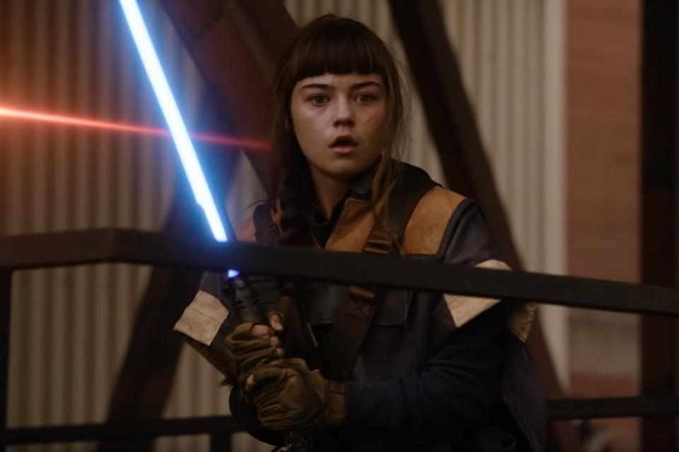 STAR WARS Jedi: Fallen Order live action trailer