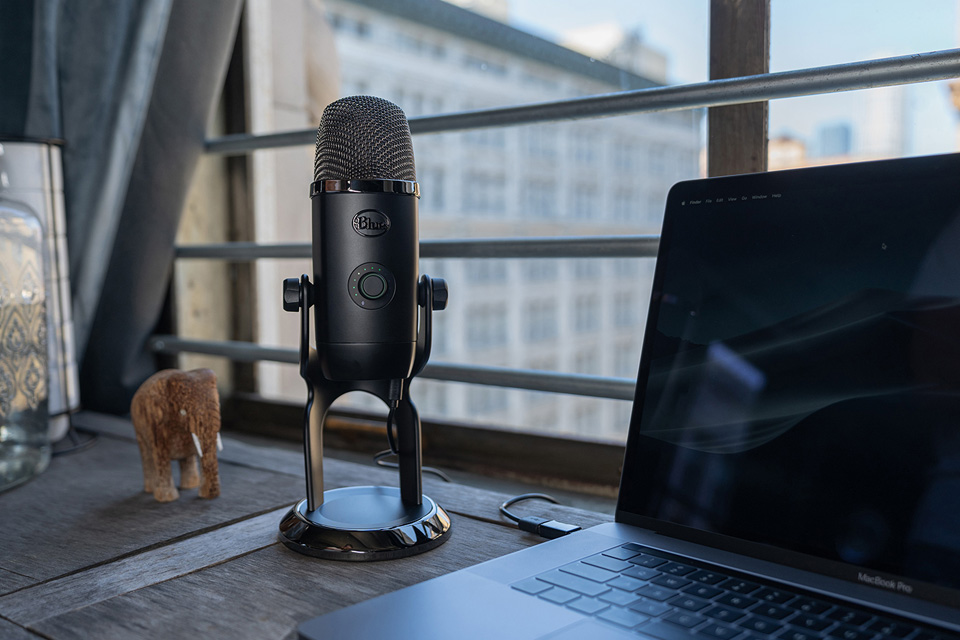 The Blue Yeti X is the Perfect Microphone for Streamers