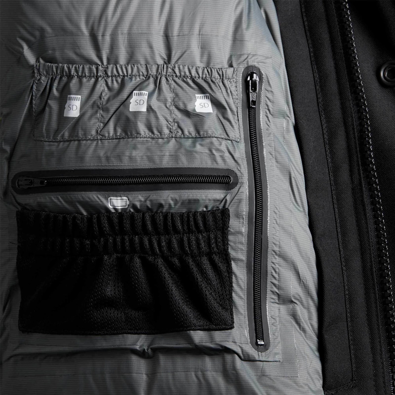 Frank Hurley Jacket SD Pockets