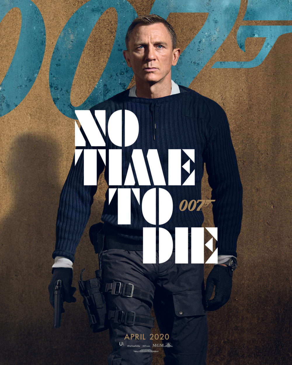 James Bond - 'NO TIME TO DIE' Character Poster