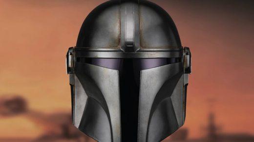 Mandalorian Helmet Replica