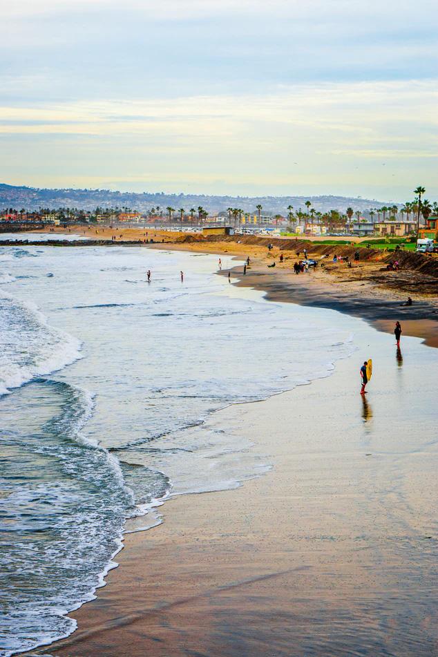 San Diego Beaches