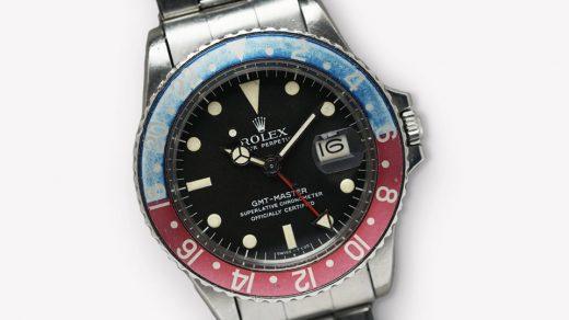 1967 Rolex GMT 1675 Pepsi Dial