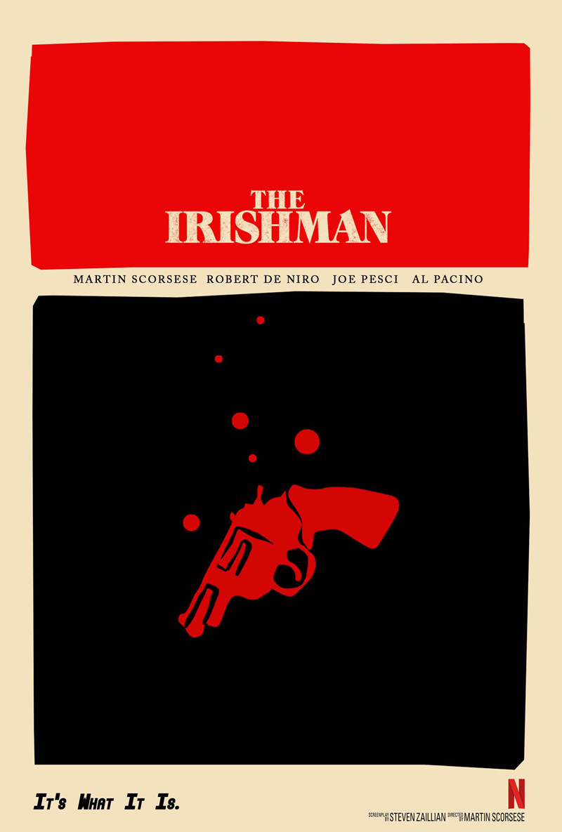 New The Irishman Posters - Artists: Tony Stella & Ian Keltie