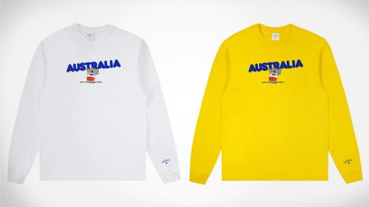 Australia Benefit Long Sleeve Tee