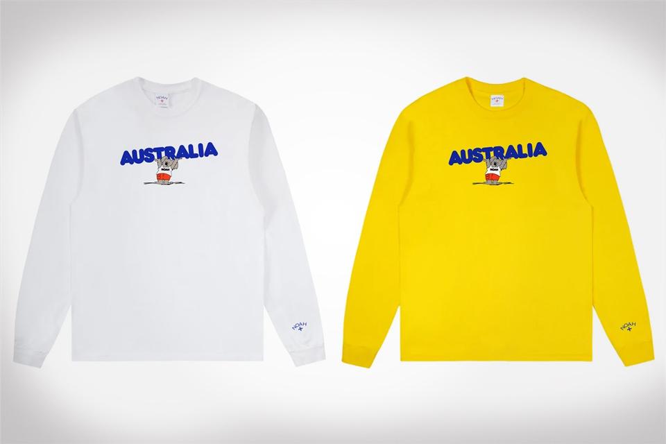 Australia Benefit tee