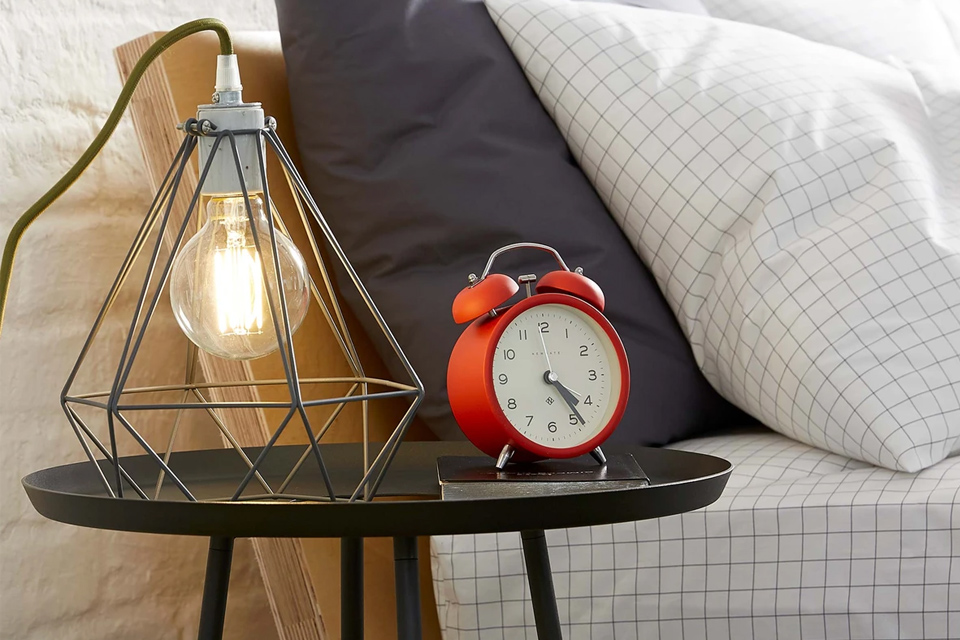 Charlie Bell Echo Clock