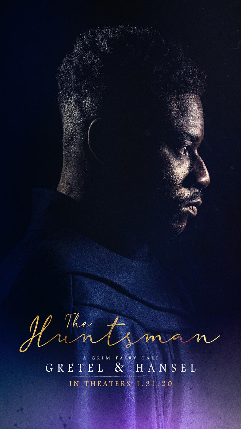 The Huntsman - Charles Babalola