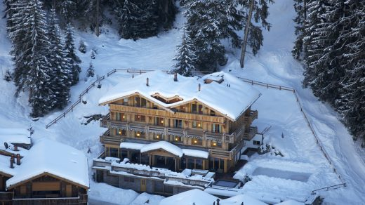 Winter wellness retreats at The Lodge, Swiss Alps