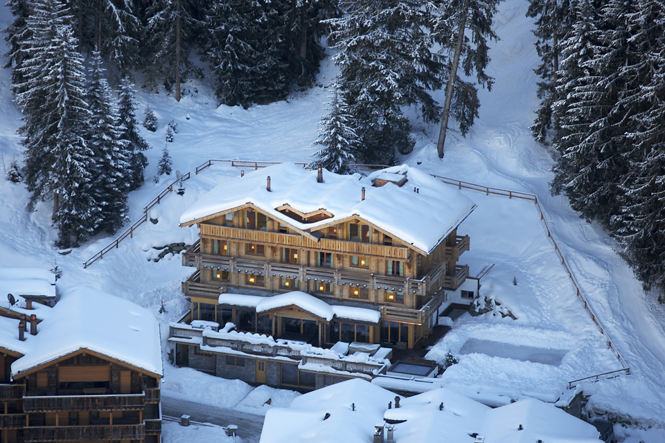 Winter wellness retreats at The Lodge, Swiss Alps