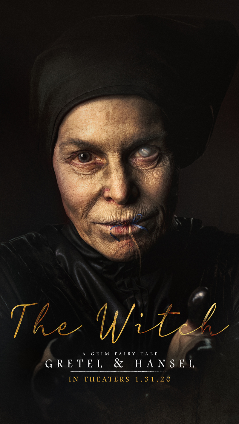 The Witch from HANSEL & GRETEL