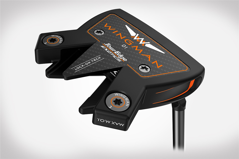 Tour Edge Announces the Launch of Wingman Putters