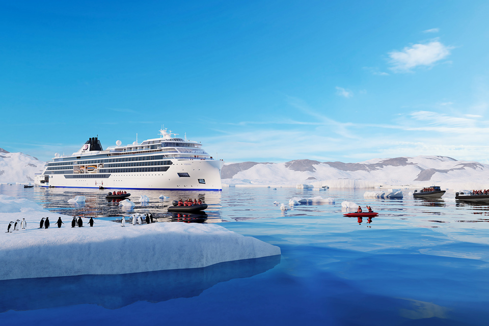 Viking Expeditions Inaugural Voyages: 2022-2023