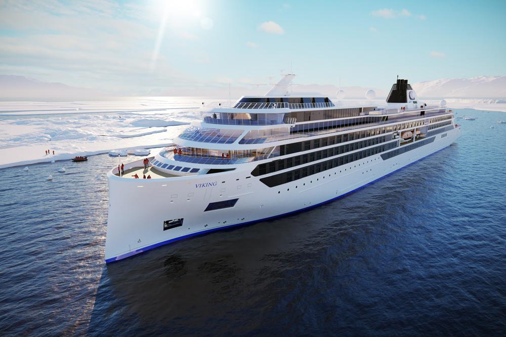 Viking Expeditions Ship
